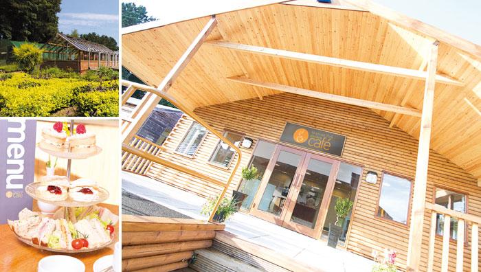Hepscott Park Garden Cafe